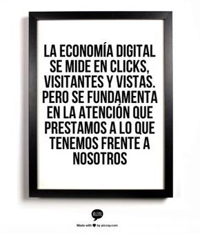 La Economía Digital de la Atención | telepolis | Scoop.it
