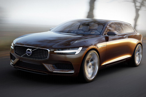 Volvo Estate Concept | Uncrate | Gear - Style - Tech | Scoop.it