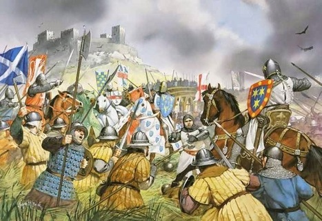 The Scottish Wars of Independence | Educationcing | Sara Adam | Scoop.it