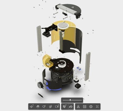 Impression 3D : Autodesk propose les plans d'Ember en open source - 3DVF | Actualités de l'open source | Scoop.it