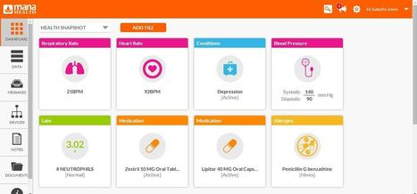 Mana Health's Patient Portal Achieves Meaningful Use Stage 2 Certification | Digitized Health | Scoop.it