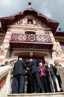 Le site institutionnel du Conseil régional d'Aquitaine - Actualités - Le chalet François Mauriac inauguré | innovation veille | Scoop.it