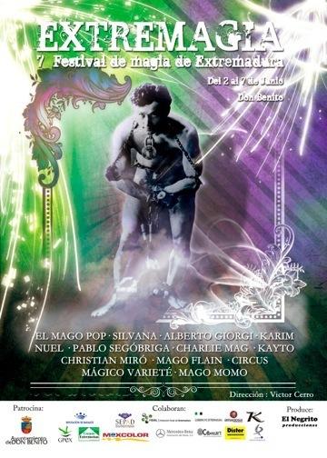 Gala de Extremagia | FEVAL Eventos | Scoop.it