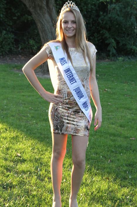 Camille Guiot c'est elle la Miss internet junior, | community management | Scoop.it