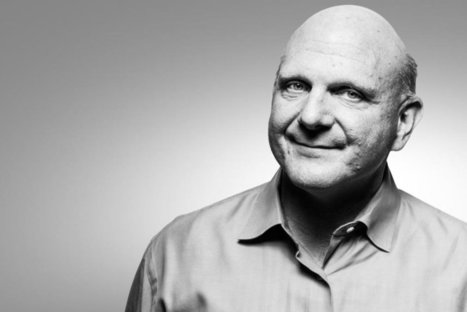 What I Learned from Steve Ballmer | Leaders of the 21st Century | Scoop.it