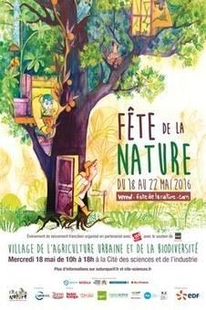 Du 18 au 22 mai, c'est la fête de la nature ! | Paris se mobilise pour le climat | Scoop.it