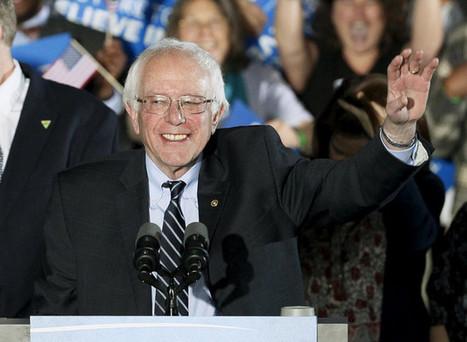 Sanders toont aan dat socialisten niet beschaamd hoeven te zijn over de eigen waarden | Mijn gazet | Scoop.it