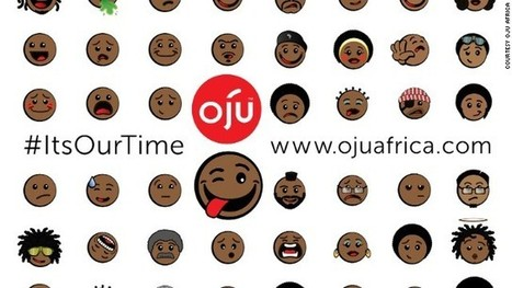 The African app company that trumped Apple to launch first black emoticons | Afrika Inspired | Scoop.it
