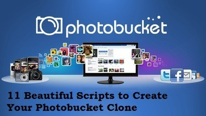 11 Beautiful Scripts to Create Your Photobucket Clone   Get your PSD's Converted to HTML   Scoop.it