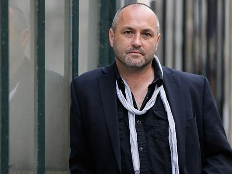 """Good Samaritan"" novelist Colum McCann was left bleeding on sidewalk 