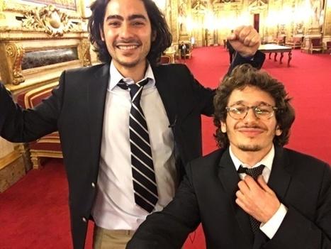 Biodiversité : deux jeunes Franciliens font voter leurs amendements au Sénat ! | Nouveaux paradigmes | Scoop.it