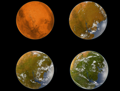 DARPA Is Supposedly Engineering Organisms to Make Mars Livable | Dr. Goulu | Scoop.it
