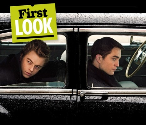 FIRST STILL of Robert Pattinson and Dane DeHaan from LIFE + director's comments | Robert Pattinson Daily News, Photo, Video & Fan Art | Scoop.it