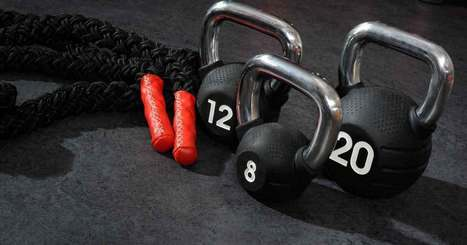 Kettlebell: One of the Best Calorie-Burning Workouts   Power :: Endurance :: Fitness   Scoop.it