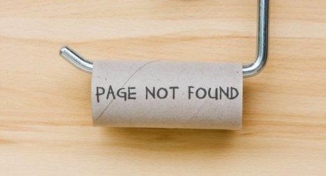 Comment corriger les erreurs 404 : outils, méthode. | Optimisation (SEO & PPC) | Scoop.it