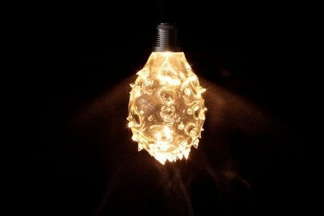 Not Just Your Normal Light Bulb | Gabriella Wimmer Luxe | Scoop.it