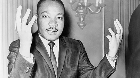 10 Inspiring MLK Quotes on Leadership and Purpose | Everyday Leadership | Scoop.it