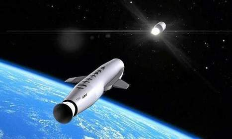 Virgin Galactic to build satellite launcher in Long Beach | California | Scoop.it