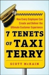 How Taxi Terry's 7 Tenets Apply to You — NEW BOOK! - @scottmckain #recommend | MarketingHits | Scoop.it