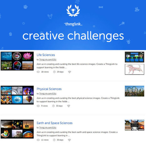 Take the ThingLink Science Creative Challenge | Edtech PK-12 | Scoop.it