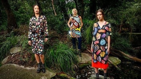 Fashion designer Lisa Gorman digs deep into Melbourne Museum collection to rock the frock | Fashion & Lifestyle | Scoop.it