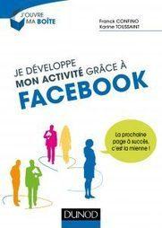 Facebook : mon livre est arrivé en librairie (et en ligne) !   Usages professionnels des médias sociaux (blogs, réseaux sociaux...)   Scoop.it