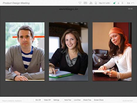 Meetings.io | Social Media Classroom | Scoop.it