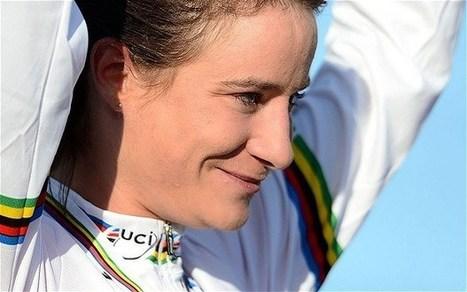 Interview de Gwéna passionnée de cyclisme féminin | Coté Vestiaire - Blog sur le Sport Business | Scoop.it