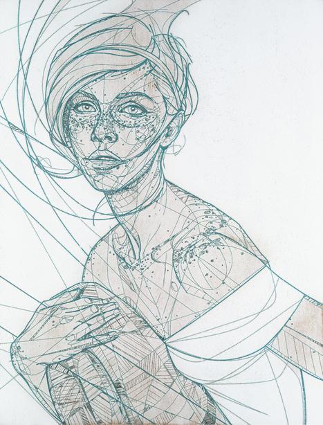 Jason Thielke | Painter | les Artistes du Web | Scoop.it