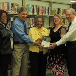 Democratic Women honor George Harding | Libraries in Demand | Scoop.it