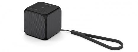 Sony SRS X11: une nouvelle enceinte cubique ultra nomade | sony | Scoop.it