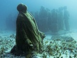 "Pictures: ""Bodies"" Fill Underwater Sculpture Park 