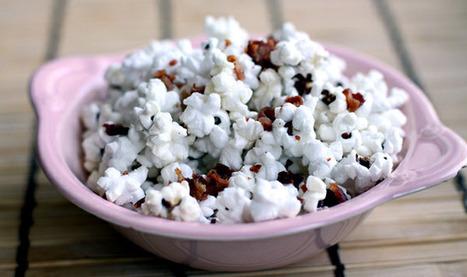 Bacon Infused Popcorn | À Catanada na Cozinha Magazine | Scoop.it