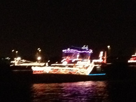 Lighted boat parades around Pinellas County | Clearwater Beach Florida | Scoop.it