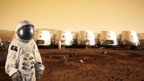 Đăng ký ngay vé một chiều lên Sao Hỏa | linkedin.com deserves itself | Scoop.it