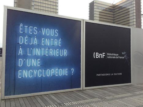 La BnF modernise le dépôt légal pour l'adapter au numérique | Biblio & Co | Scoop.it