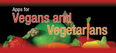 Apps for vegans and vegetarians | iPad/iPhone Apps AppList | How to Use an iPhone Well | Scoop.it