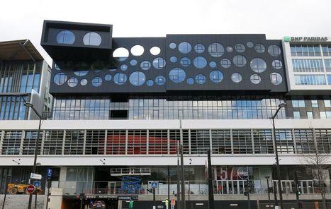 Une pouponnière géante pour les start-up parisiennes | Aménagement et urbanisme durable | Scoop.it