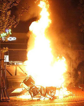 Una noche de disturbios en Holanda deja 65 jóvenes detenidos | Seguridad | Scoop.it