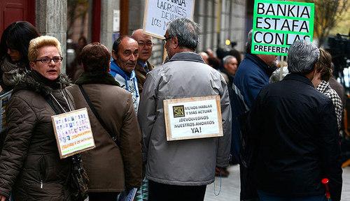 """Los titulares de preferentes de Bankia prefieren """"denunciar"""" a aceptar la quita del 39%   Jaime Navarro Abogados"""
