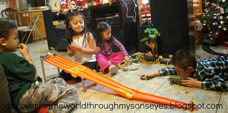 Discovering The World Through My Son's Eyes: Successful Spanish ... | Preschool Spanish | Scoop.it