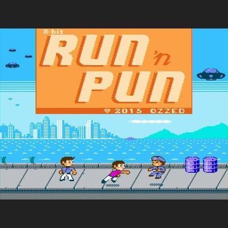 Ozzed - 8-bit Run 'n Pun | Jamendo Music | Sound Tracker | Scoop.it