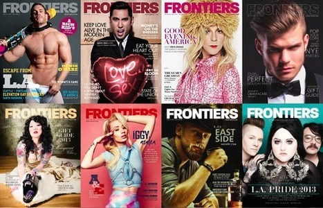 Frontiers' Parent Company Shuts Down, Leaving the Future of the 35-Year-Old LGBT Magazine in Doubt | LGBT Online Media, Marketing and Advertising | Scoop.it