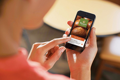 What customers want from restaurant mobile apps | Food News | Scoop.it