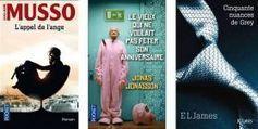 Meilleures ventes en 2012 : des romans en poche et du porno soft - culturebox   Veille professionnelle des Bibliothèques-Médiathèques de Metz   Scoop.it