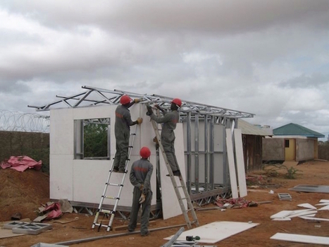 Groundbreaking Solar-Powered Classrooms Provide Cost-Efficient Education Spaces in Kenya   Le It e Amo ✪   Scoop.it