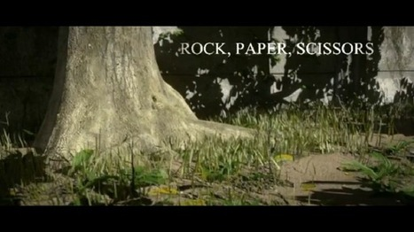 Rock, Paper, Scissors : Blender Tutorial « annex2nothing.com | Machinimania | Scoop.it