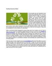 Handling Hazardous Waste | Recycle Brisbane | Scoop.it