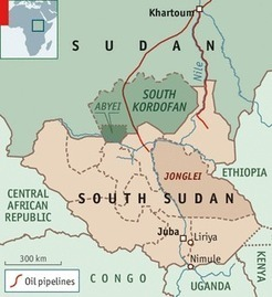 A new country rises from the ruins | Education in South Sudan | Scoop.it