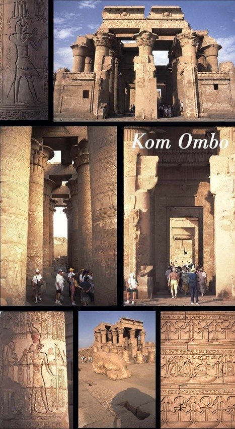 KOMOMBO   Viaje hacia la cultura egipcia   Scoop.it